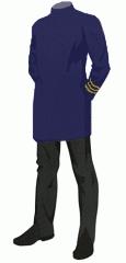 Uniform scrubs commander