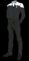 Uniform Officer White