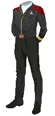 Uniform Jacket Admiral Red