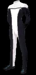 Uniform Flightsuit White