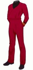 Uniform utility red lt cmdr