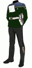 Uniform dress marine general