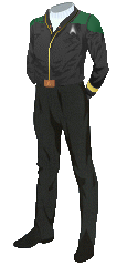 Uniform Jacket General Green