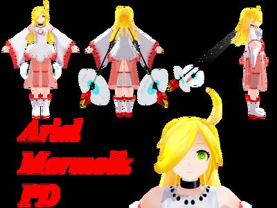 Ariel PD mmd