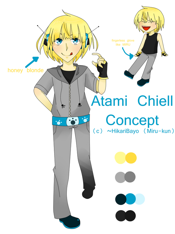 Atami Chiell Concept