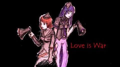 UTAU Love is war Yume Neiko X Haruka Orenji