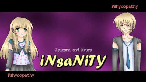 INsaNiTY - Asuzana and Azura (Utau cover)-0