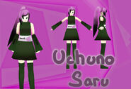 Utauloid uchuno saru for kori s model download by calculated lie-d6at006
