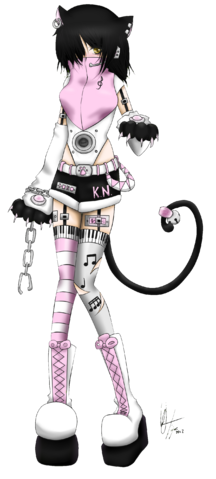 File:Kin Kaneko Full Body Transparent.png