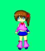 Mako umi redesign by kawaiichibi09-d6jtp5l