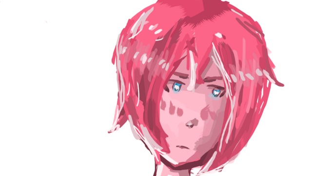 File:Eeewhat if fully pink hair doe FLIPPED BC FEELS.png