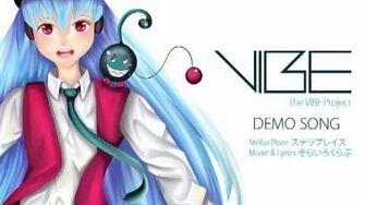 【VIBE】「Stellar Place ステラプレイス」【UTAU公式デモ曲】- VocaloidBrasil -