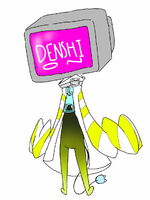 DENSHI ON FULLBODY