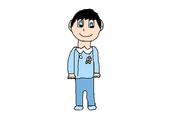 UTAU Kevin's new look