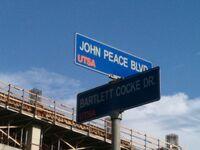 John Peace Blvd