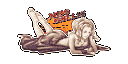 Miss Gallia Pin-up - Tank Seal