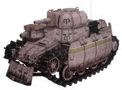 Light Imperial Tank
