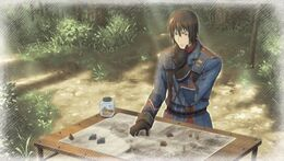 VC3 mission Kurt Irving's first battle