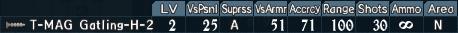 Gatling turret 4-2