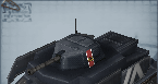 Looted MG-Turret H1