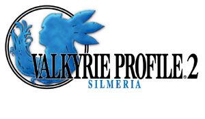 Valkyrie Profile 2 Silmeria logo