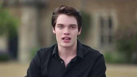 Dominic Sherwood Answers Fan Question for Vampire Academy film