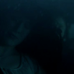 Elena's mother drowning