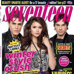 Seventeen — May 2011, South Africa