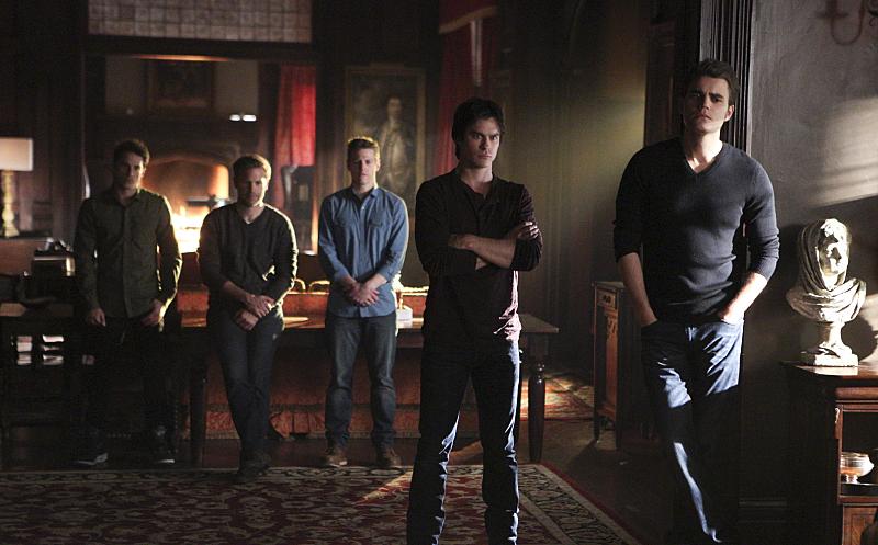 смотреть дневники вампира 7 сезон 14 серия смотреть