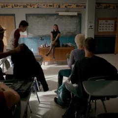 Sybil's classroom