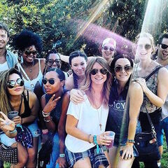Annie Wersching, Todd Lasance & Crew September 20, 2015