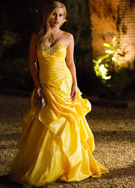 Rebekah prom