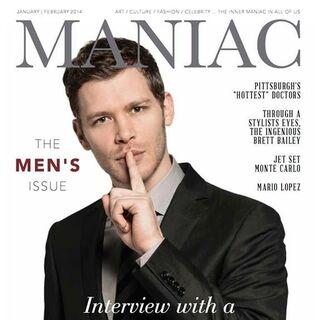 Maniac — Jan 2014, United States, Joseph Morgan