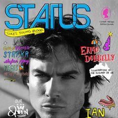 Status — Feb 2012, United States, Ian Somerhalder