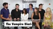 The Cast of the Vampire Diaries - SDCC'15 Comic Con 2015