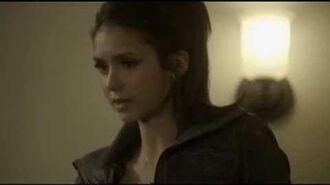 TVD season 2 Deleted Scene Elena Jenna Alaric