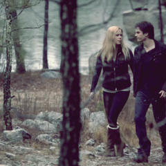 Damon and Rebekah
