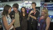 Comic-Con 2010 Vampire Diaries - Part 2
