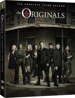 TheOriginals S3 DVD