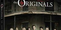 The Originals: The Complete Third Season (DVD)