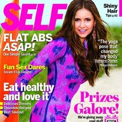 Self — Nov 2011, United States, Nina Dobrev
