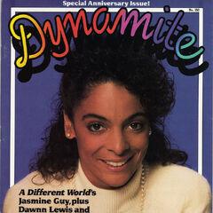 Dynamite #150 — Mar 1989, United States, Jasmine Guy