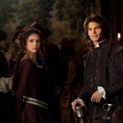 Katherine und Elijah