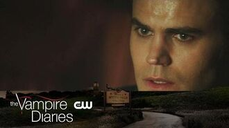 The Vampire Diaries What Are You? Scene The CW