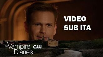 The Vampire Diaries BTS Moments with Matt Davis The CW
