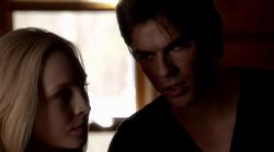 Caroline and Damon 5x20
