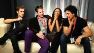 "Fall TV 2010 - 'Vampire Diaries"" Part 1"