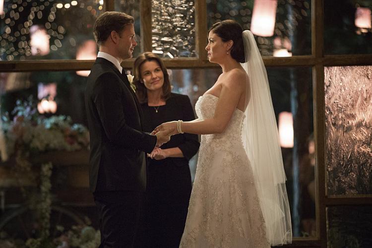 Alaric And Jo S Wedding The Vampire Diaries Wiki