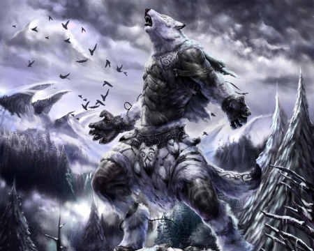 File:Snow Warrior - Werewolf.jpg