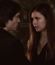You are going to be fine-damon& elena 402